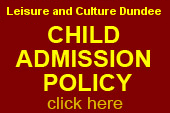 Child Admission Policy
